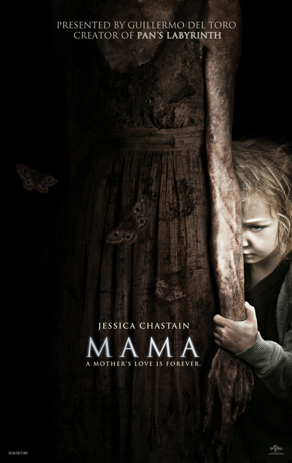 Mama Poster ShockYa Presents The Movie Night Podcast with Rudie & Perri; Mama, 85th Oscar Nominations