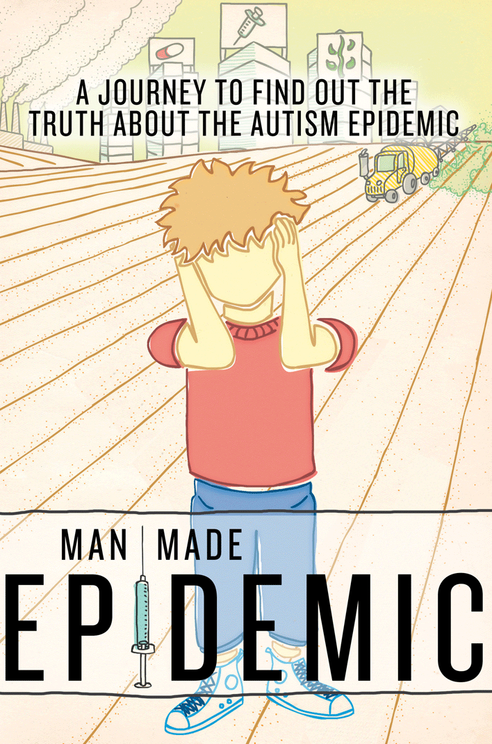 Man Made Episdemic Poster