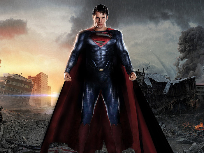 Man of Steel Extended Trailer Watch The Superman: Man of Steel Extended Featurette