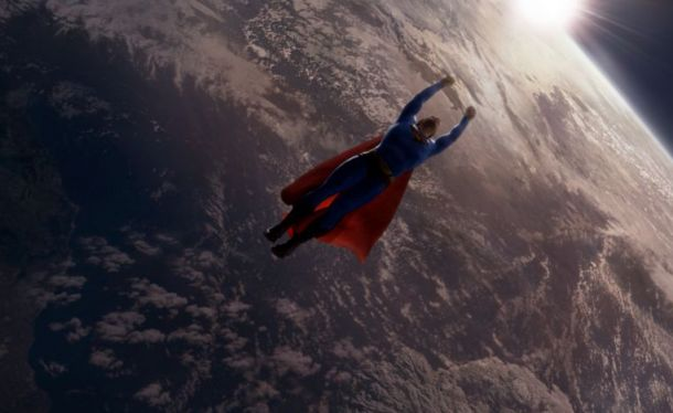 Man of Steel Planet Earth