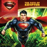 Man of Steel Sticker Book promo 2 150x150 First Look At Superman: Man of Steel Mezco Toys