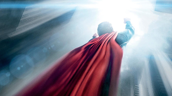 Man of Steel Superman Flight1 Two New TV Spots for Superman: Man of Steel Released