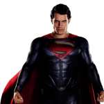 Man of Steel Superman Promo 150x150 New Behind the Scenes Photo of Superman from Man of Steel