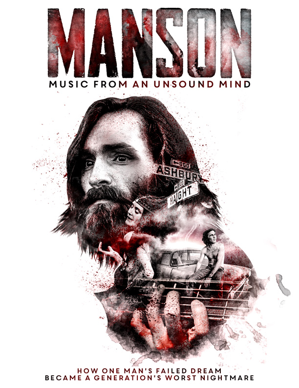 Manson: Music From an Unsound Mind Poster