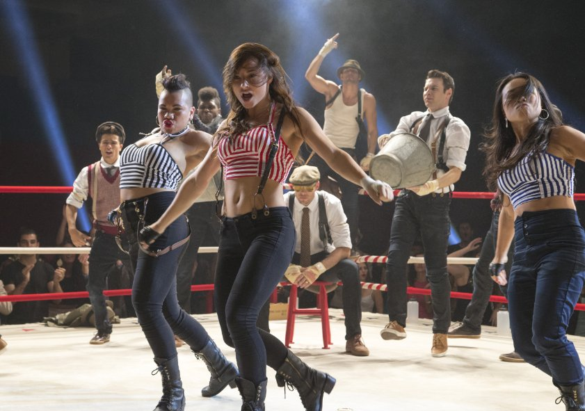 Mari Koda Step Up All In Exclusive: Step Up: All In Star Mari Koda Discusses Love of Dance