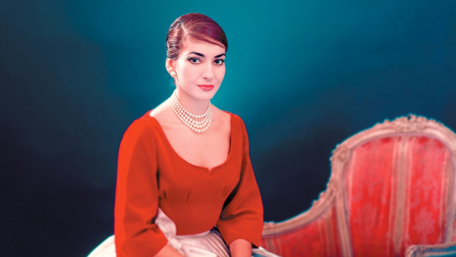 Maria by Callas Movie