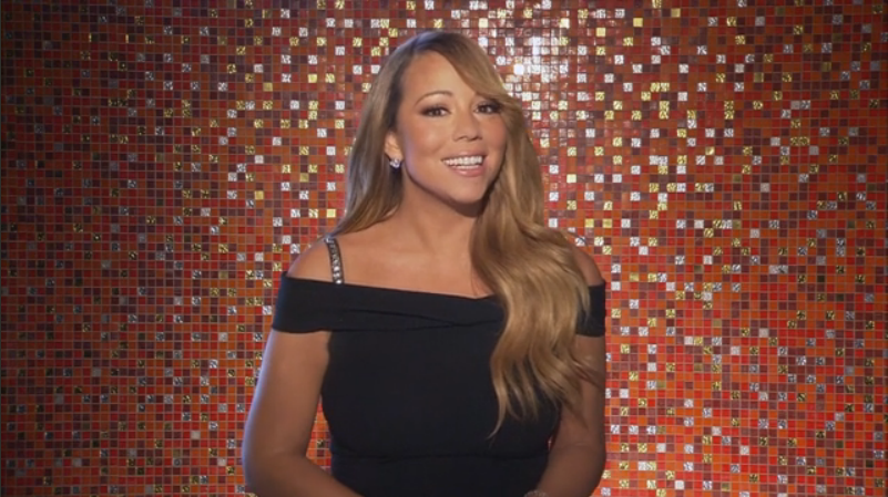 Mariah Carey Dream Big Contest Win a Chance to Chat with Mariah Carey in the Dream Big Contest