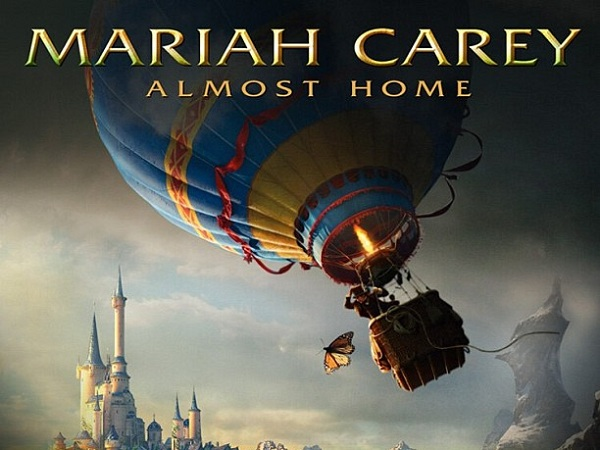 Mariah Carey Records Almost Home for Oz The Great and Powerful Mariah Carey Records Almost Home for Oz The Great and Powerful