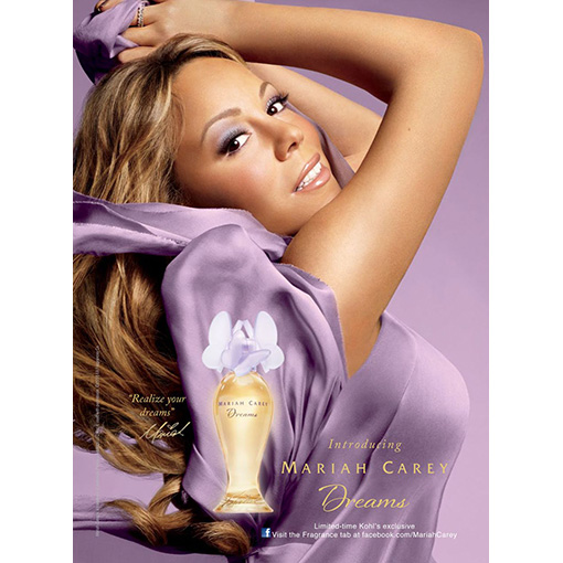 Mariah Carey and Elizabeth Arden Announce New Fragrance Mariah Carey Dreams1 Mariah Carey and Elizabeth Arden Announce New Fragrance Mariah Carey Dreams