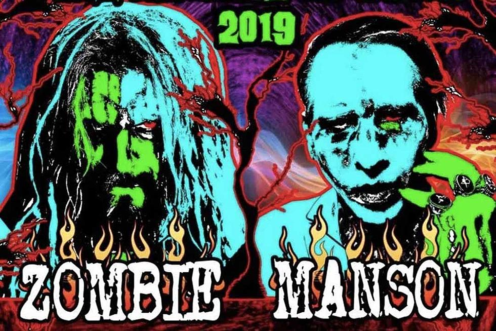 Marilyn Manson and Rob Zombie Tour