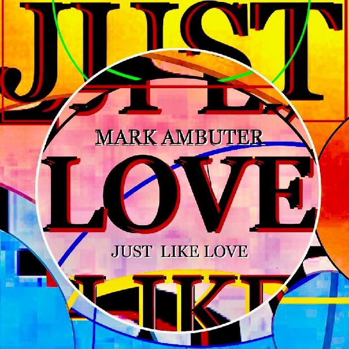Mark Ambuter Love Is Everywhere Cover Art