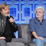 Mark Hamill and George Lucas 40 Years of Star Wars Panel