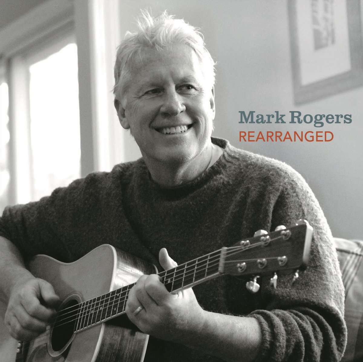 Mark Rogers Rearranged Cover