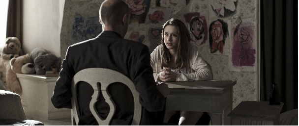 Mark Strong and Taissa Farmiga Star In Anna Discover Clues About Anna In Thrillers Official Trailer and Photos