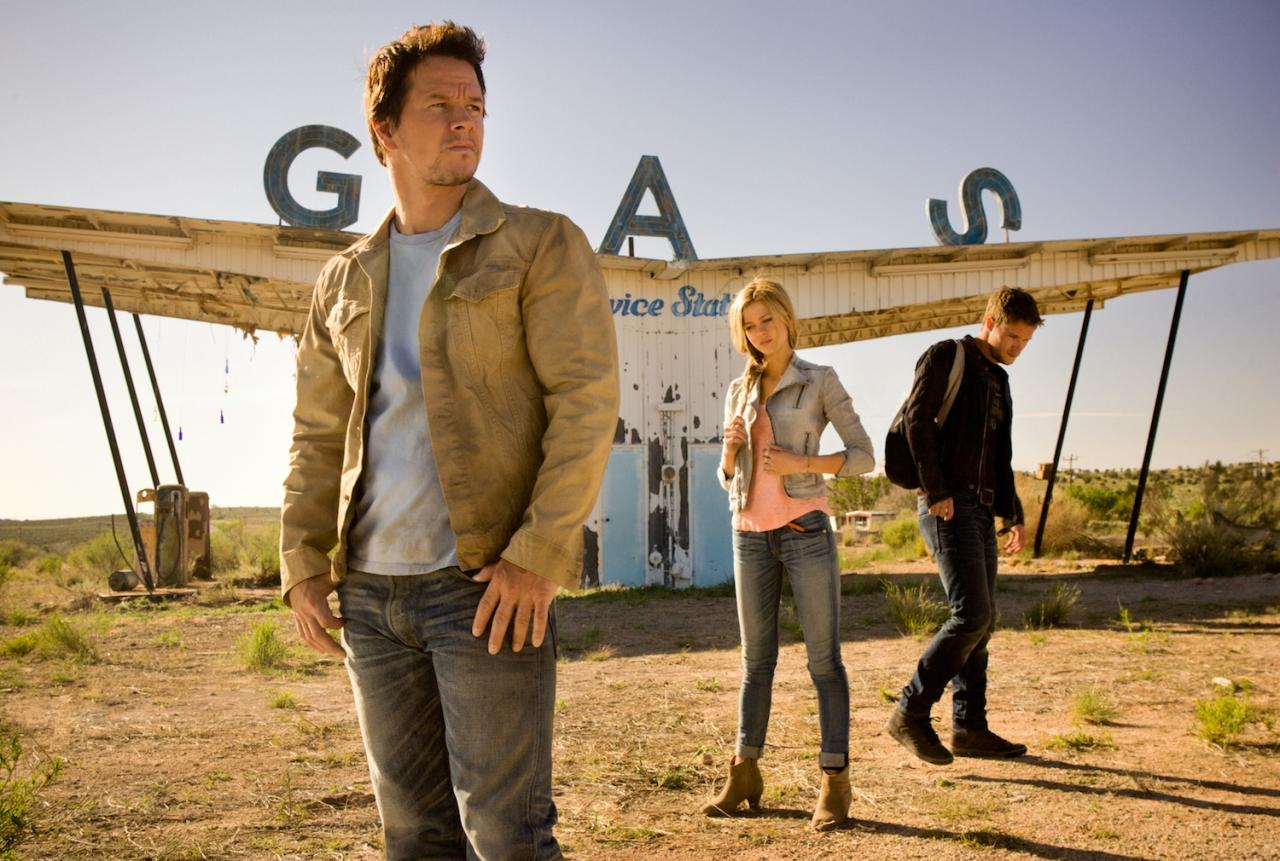 Mark Wahlberg Featured in New Transformers: Age of Extinction TV Spot