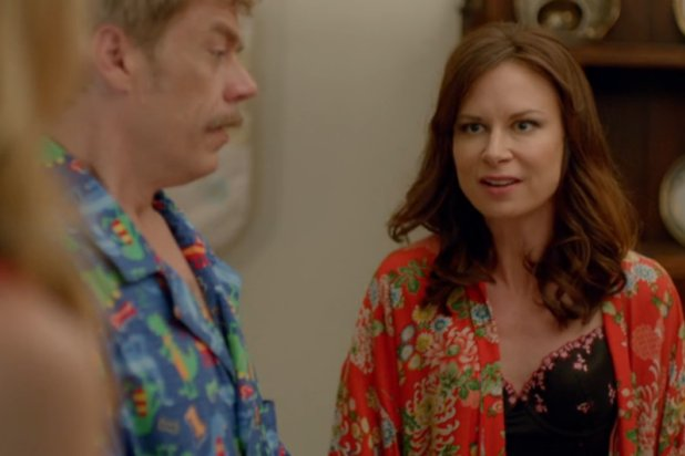 Mary Lynn Rajskub Shows Her Funny Side In Exclusive Play Nice Clip Mary Lynn Rajskub Shows Her Funny Side In Exclusive Play Nice Clip