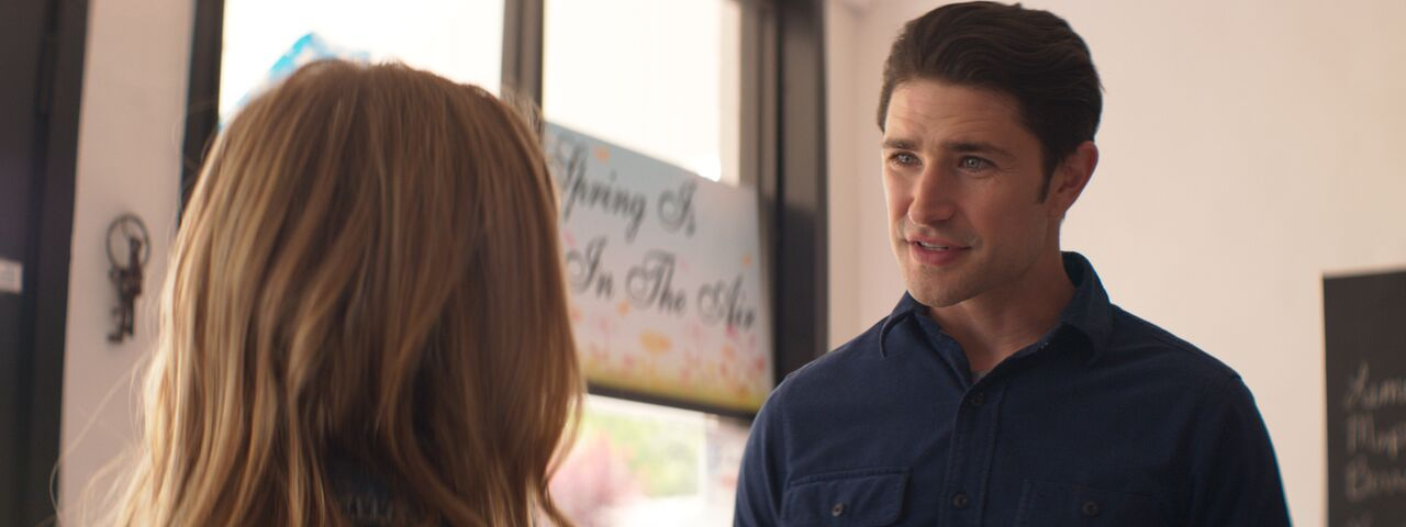 Matt Dallas in Along Came the Devil