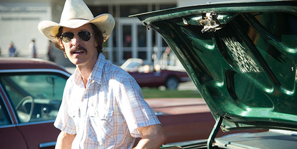 Matthew McConaughey Dallas Buyers Club Movie News Cheat Sheet: TIFF Hits, Fifty Shades Casting Craze And More