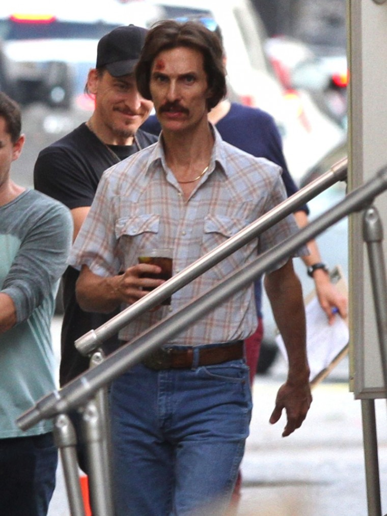 Matthey McConaughey Dallas Buyers Club Focus Features Acquires The Dallas Buyers Club With McConaughey