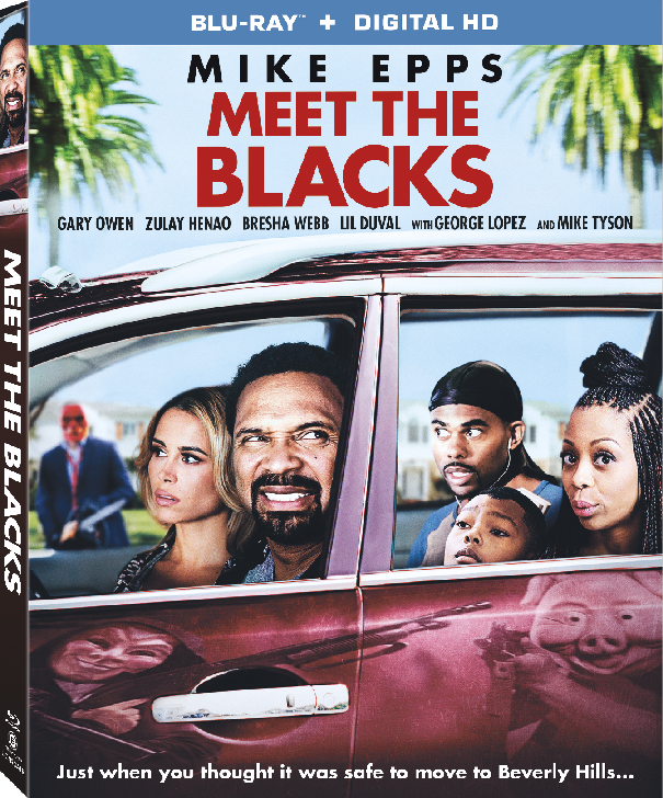 Meet the Blacks Blu-ray and Digital HD Giveaway Shows the Downfalls of the Hollywood Lifestyle