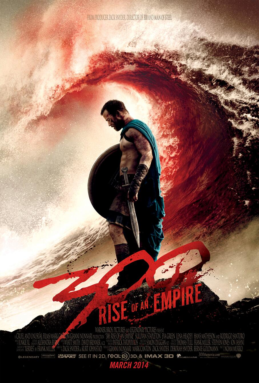 Meet the Villains of 300: Rise of an Empire In New Featurette