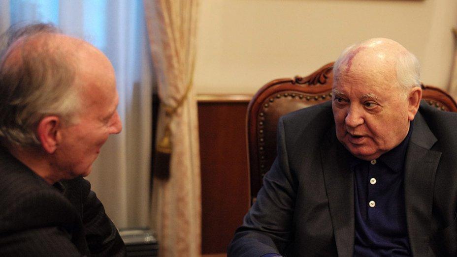 Meeting Gorbachev Movie