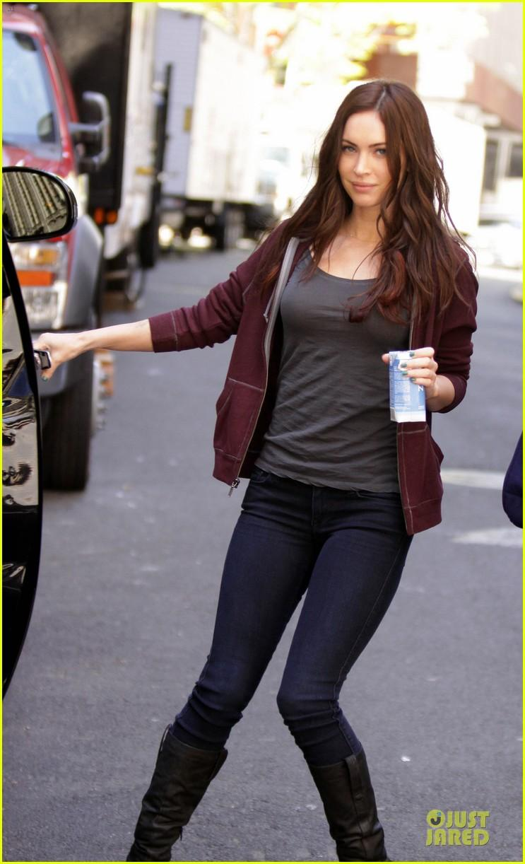 Megan Fox in Teenage Mutant Ninja Turtles First Look at Megan Fox in Teenage Mutant Ninja Turtles
