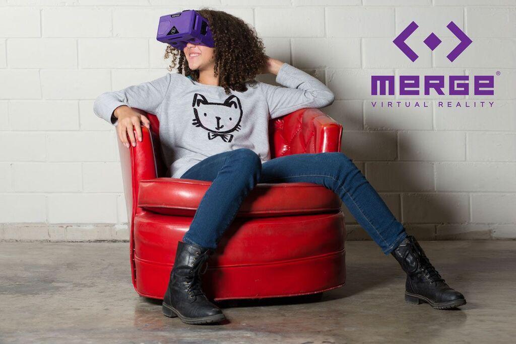 Merge VR Virtual Reality