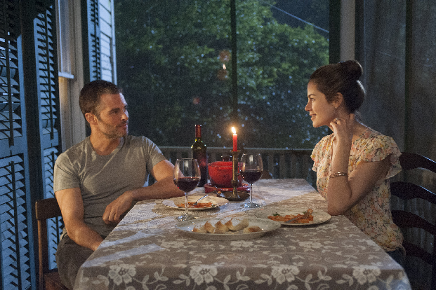 Michelle Monaghan and James Marsden See The Best of Me In New Trailer