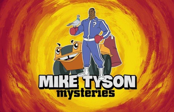 Mike Tyson Mysteries Interview with Mike Tyson About Brand New Adult Swim Cartoon Mike Tyson Mysteries