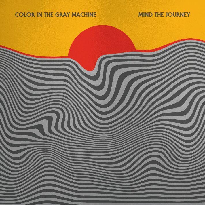 Mind The Journey's Color In The Gray Machine Album Review
