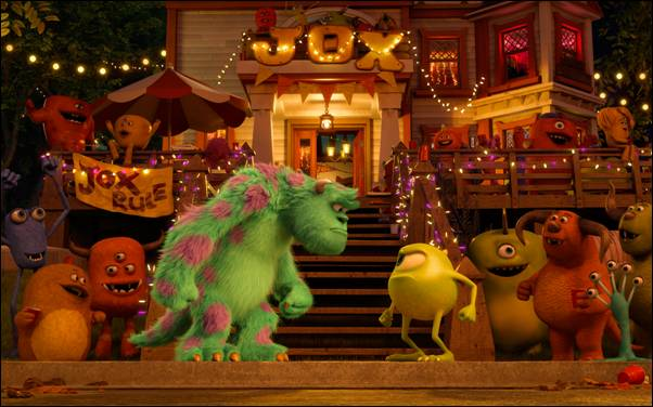 Monsters University Jox Rule Monsters University Movie Review 2