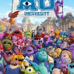 Monsters University Poster 150x150 Monsters, Inc. 3D Trailer And Poster Released