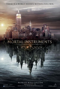 Mortal Instruments Poster SDCC 2013: Kevin Zegers On Becoming A Shadowhunter In The Mortal Instruments