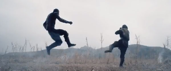Mortal Kombat Legacy II Fight Scene