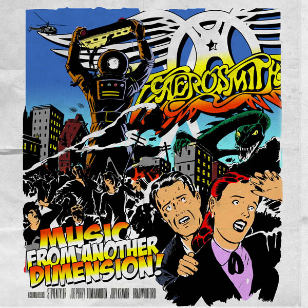 Music From Another Dimension    Aerosmith and Carrie Underwood Unite On Music From Another Dimension!
