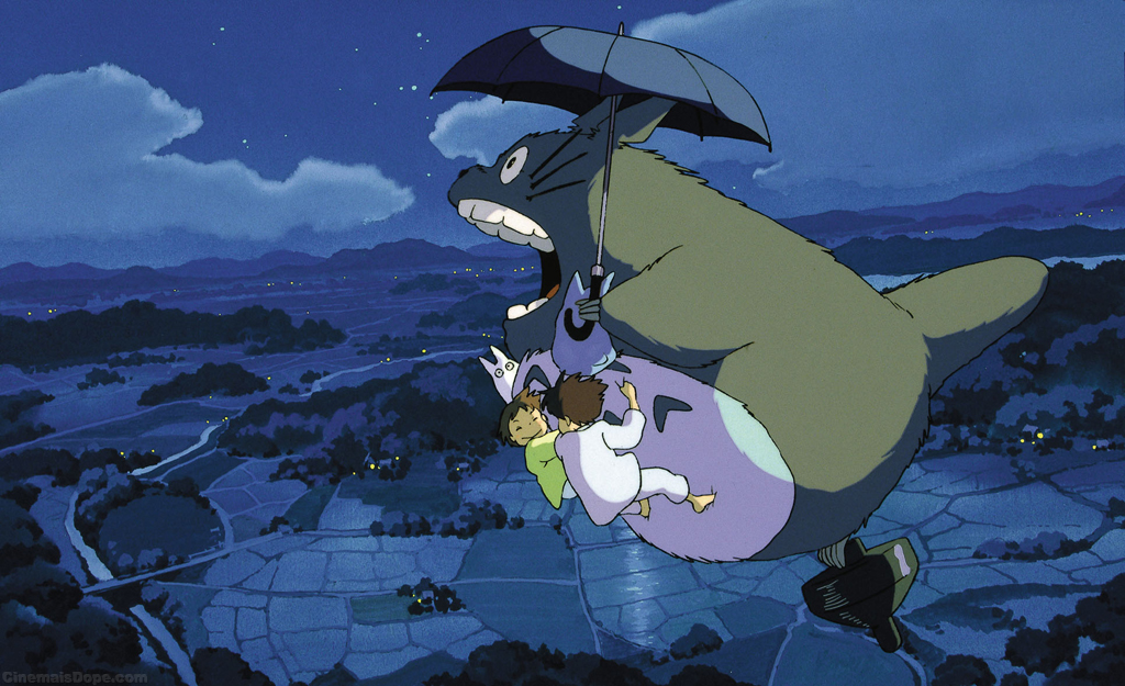 My Neighbor Totoro Movie My Neighbor Totoro Movie Review