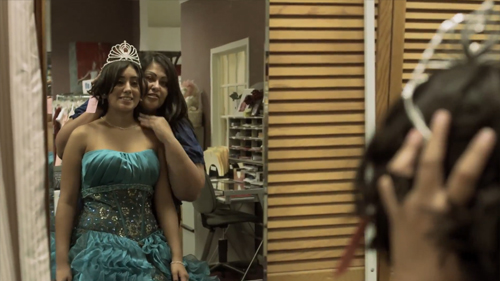 My Sisters Quinceanera