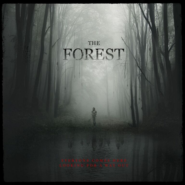 Natalie Dormer Becomes Lost in The Forest's New Art and Trailer