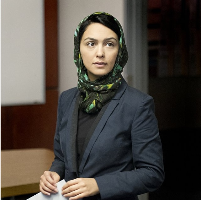 Nazanin Boniadi Homeland Nazanin Boniadi Upgraded To Series Regular On Homeland
