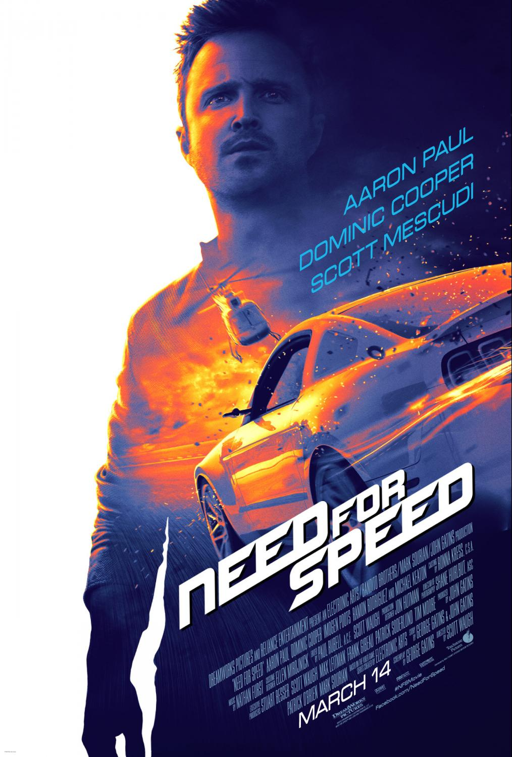 Need for Speed Gains Traction with Intro Featurette Need for Speed Gains Traction with New Intro Featurette