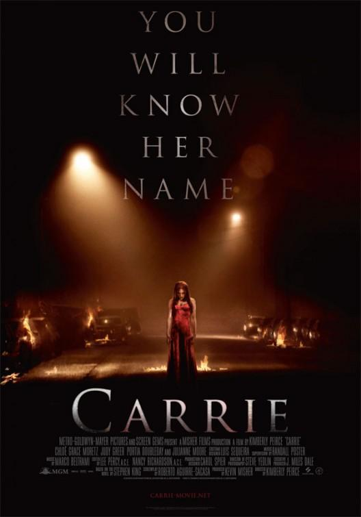 New Carrie Poster Wicked New Carrie Poster Arrives