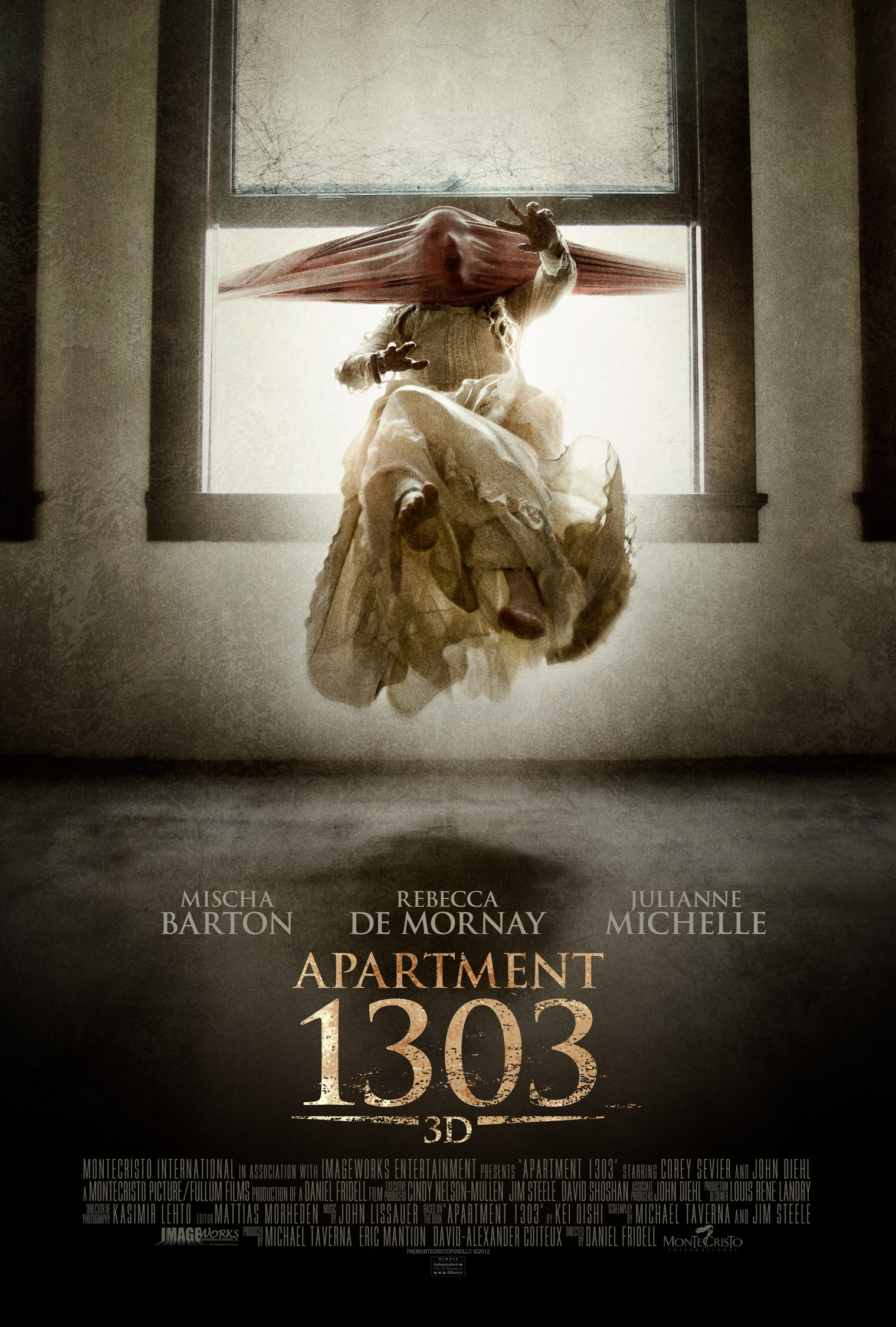 New Poster For Apartment 1303 3D