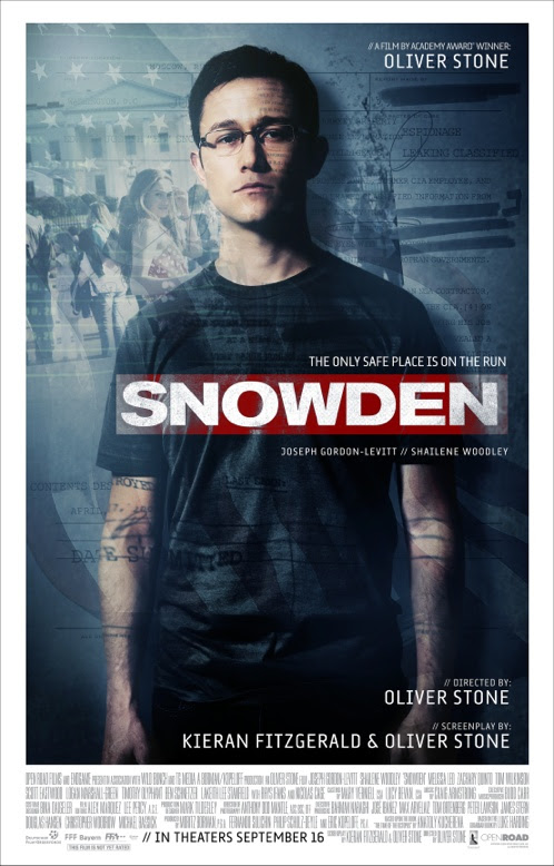 New Snowden Trailer Exposes Shocking Footage at Comic-Con