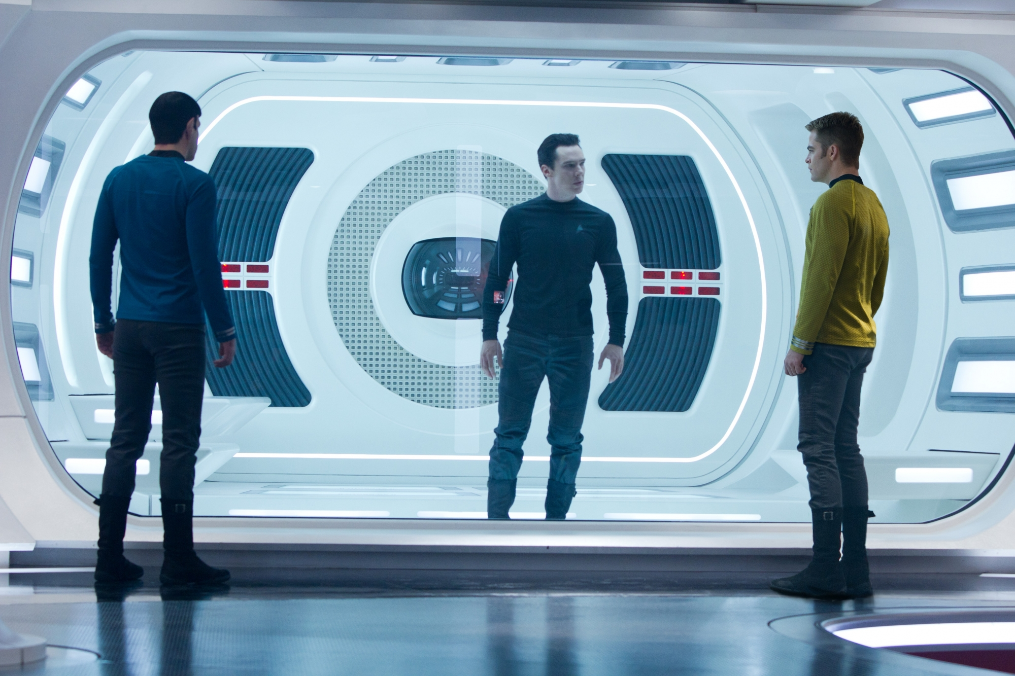 New Star Trek Into Darkness App Delivers Exclusive Content New Star Trek Into Darkness App Delivers Exclusive Content