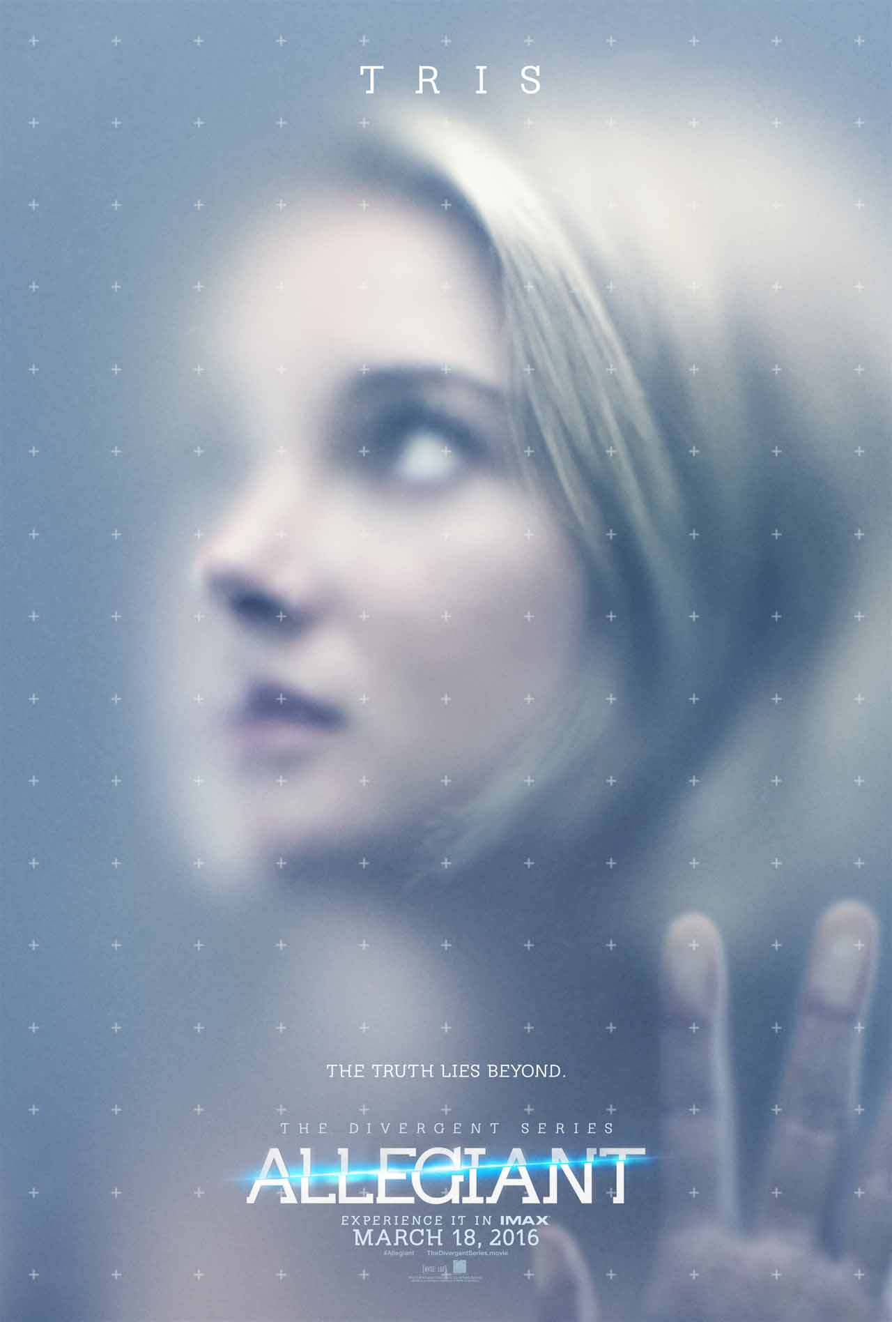 New The Divergent Series: Allegiant Trailer Shows Tris and Four Fighting a New World
