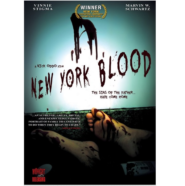 New York Blood Watch Horror Films for Free on FilmOns Terror Flix Channel
