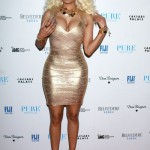 Nicki Minaj Rings in the New Year in BCBGMAXAZRIA1 150x150 Fell On Deaf Ears Asking Fans Are You Getting Enough in New Music Video