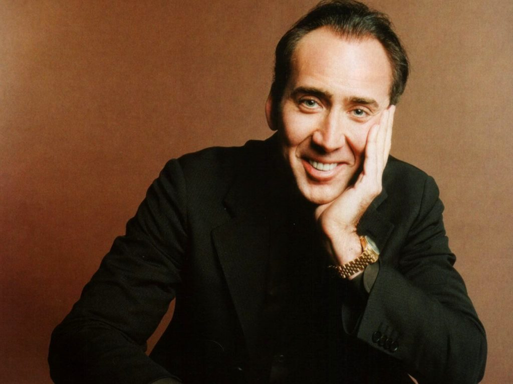 Nicolas Cage to Star in Austin Stark's Directorial Debut The Runner