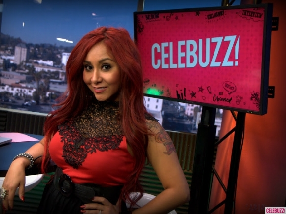 Nicole Snooki Polizzi Thinks Shes an Alien Nicole Snooki Polizzi Thinks Shes an Alien